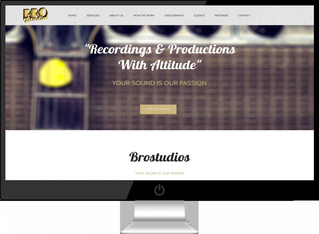 Realizzazione Sito Wordpress SORIT Impresa illuminazione Torino | DreamRealMEDIA