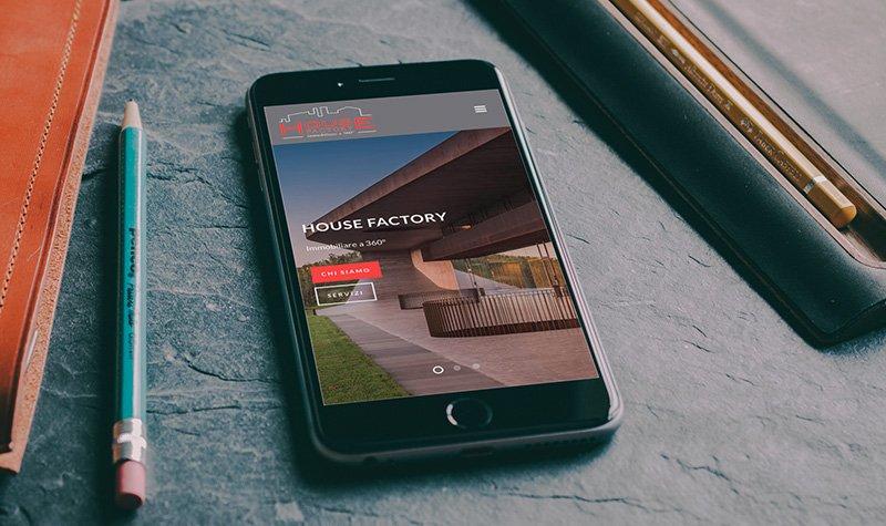 house factory dreamrealmedia web comunicazione