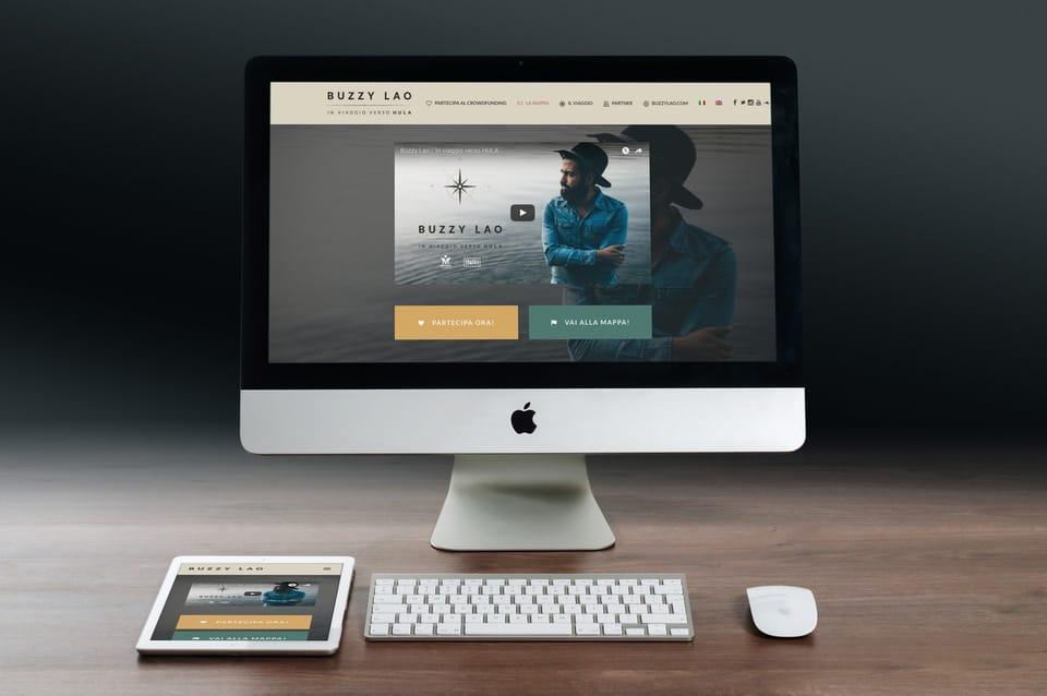 realizzazione sito wordpress campagna crowdfunding - DreamRealMedia