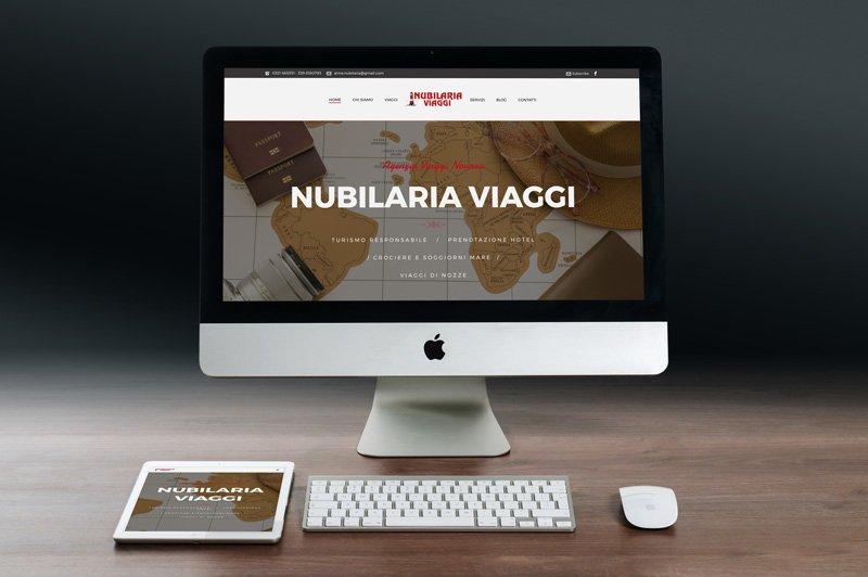 realizzazione sito web agenzia di viaggio